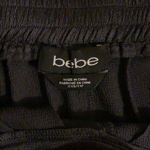Black high waisted shorts XXS